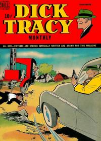 Cover Thumbnail for Dick Tracy Monthly (Dell, 1948 series) #23