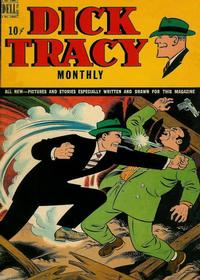 Cover Thumbnail for Dick Tracy Monthly (Dell, 1948 series) #24