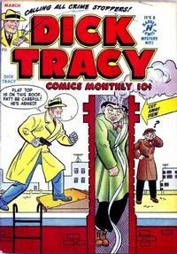 Cover Thumbnail for Dick Tracy (Harvey, 1950 series) #25