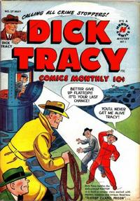 Cover Thumbnail for Dick Tracy (Harvey, 1950 series) #27
