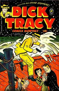 Cover Thumbnail for Dick Tracy (Harvey, 1950 series) #32
