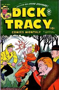Cover Thumbnail for Dick Tracy (Harvey, 1950 series) #33