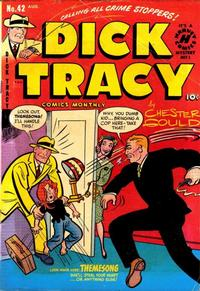 Cover Thumbnail for Dick Tracy (Harvey, 1950 series) #42