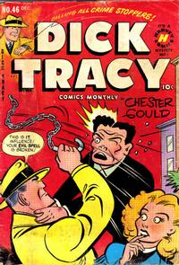 Cover Thumbnail for Dick Tracy (Harvey, 1950 series) #46