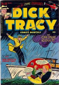 Cover Thumbnail for Dick Tracy (Harvey, 1950 series) #49