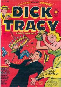 Cover Thumbnail for Dick Tracy (Harvey, 1950 series) #53