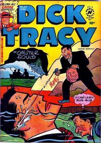 Cover Thumbnail for Dick Tracy (Harvey, 1950 series) #62
