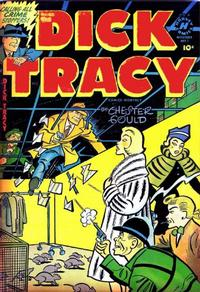 Cover Thumbnail for Dick Tracy (Harvey, 1950 series) #63