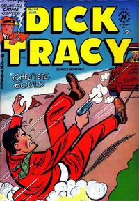 Cover Thumbnail for Dick Tracy (Harvey, 1950 series) #64