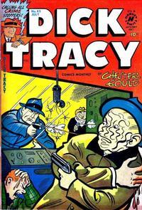 Cover Thumbnail for Dick Tracy (Harvey, 1950 series) #65