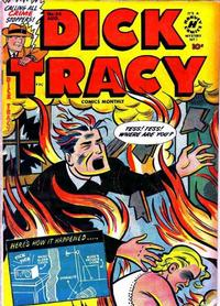 Cover Thumbnail for Dick Tracy (Harvey, 1950 series) #66