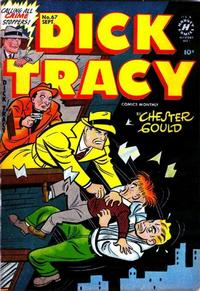 Cover Thumbnail for Dick Tracy (Harvey, 1950 series) #67