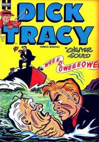 Cover Thumbnail for Dick Tracy (Harvey, 1950 series) #68