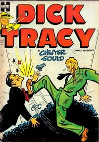 Cover Thumbnail for Dick Tracy (Harvey, 1950 series) #69