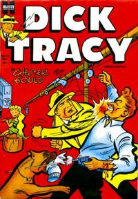 Cover Thumbnail for Dick Tracy (Harvey, 1950 series) #70