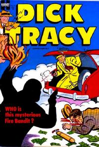 Cover Thumbnail for Dick Tracy (Harvey, 1950 series) #71