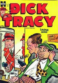 Cover Thumbnail for Dick Tracy (Harvey, 1950 series) #72