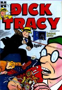 Cover Thumbnail for Dick Tracy (Harvey, 1950 series) #74