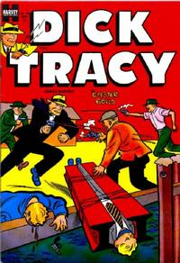 Cover Thumbnail for Dick Tracy (Harvey, 1950 series) #75