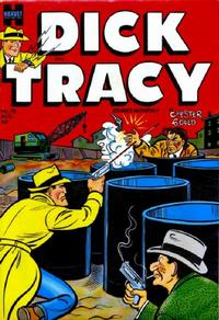 Cover Thumbnail for Dick Tracy (Harvey, 1950 series) #78