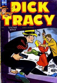 Cover Thumbnail for Dick Tracy (Harvey, 1950 series) #79