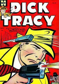 Cover Thumbnail for Dick Tracy (Harvey, 1950 series) #81