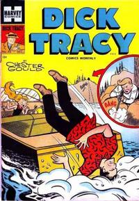 Cover Thumbnail for Dick Tracy (Harvey, 1950 series) #82
