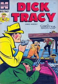 Cover Thumbnail for Dick Tracy (Harvey, 1950 series) #83