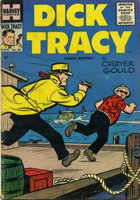 Cover Thumbnail for Dick Tracy (Harvey, 1950 series) #88