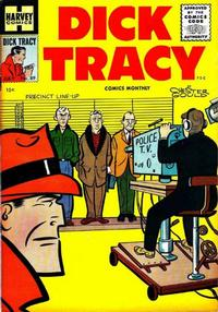 Cover Thumbnail for Dick Tracy (Harvey, 1950 series) #89