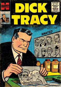 Cover Thumbnail for Dick Tracy (Harvey, 1950 series) #90