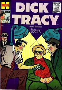 Cover Thumbnail for Dick Tracy (Harvey, 1950 series) #91