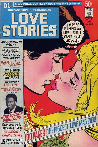 Cover for DC 100-Page Super Spectacular (DC, 1971 series) #5