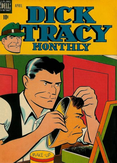 Cover for Dick Tracy Monthly (Dell, 1948 series) #16
