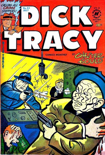 Cover for Dick Tracy (Harvey, 1950 series) #65
