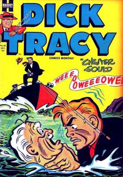 Cover for Dick Tracy (Harvey, 1950 series) #68