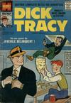 Cover for Dick Tracy (Harvey, 1950 series) #128