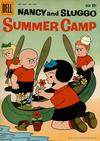 Cover for Four Color (Dell, 1942 series) #1034 - Nancy and Sluggo Summer Camp