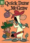 Cover for Four Color (Dell, 1942 series) #1040 - Quick Draw McGraw