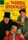 Cover for Four Color (Dell, 1942 series) #1043 - The Three Stooges