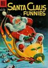 Cover for Four Color (Dell, 1942 series) #1063 - Santa Claus Funnies