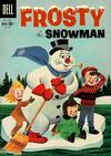 Cover for Four Color (Dell, 1942 series) #1065 - Frosty the Snowman
