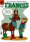Cover for Four Color (Dell, 1942 series) #1090 - Francis, the Famous Talking Mule