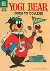 Cover for Four Color (Dell, 1942 series) #1104 - Yogi Bear Goes to College