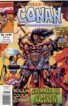 Cover for Conan (Egmont, 1997 series) #1/1999