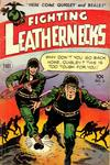 Cover for Fighting Leathernecks (Toby, 1952 series) #2