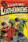 Cover for Fighting Leathernecks (Toby, 1952 series) #3