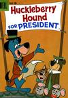 Cover for Four Color (Dell, 1942 series) #1141 - Huckleberry Hound for President