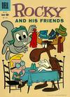 Cover for Four Color (Dell, 1942 series) #1152 - Rocky and His Friends