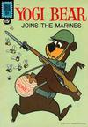 Cover for Four Color (Dell, 1942 series) #1162 - Yogi Bear Joins the Marines